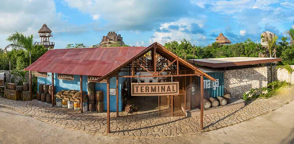 Acerca de Mayá Parque Temático de Aventura en Mahahual.
